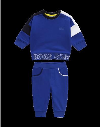 Track Suit Blue