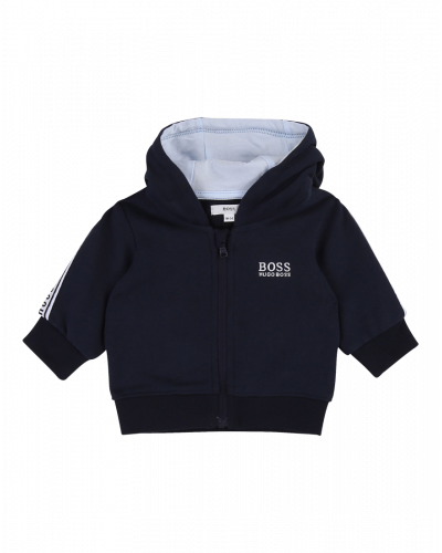 Hugo Boss Sweatshirt Hoodie Navy