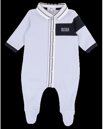 Hugo Boss Pyjamas Pale Blue