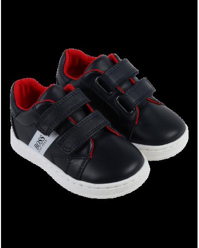 Hugo Boss Sneakers m. Velcro Navy