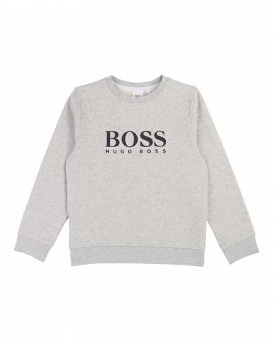 Hugo Boss Sweatshirt Light Grey