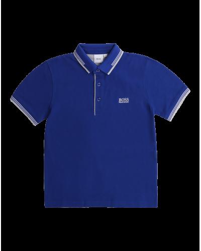 Polo T-shirt Blue