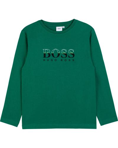 Long Sleeves T-shirt Green
