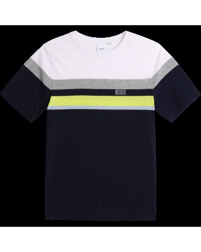 Short Sleeves T-shirt Navy