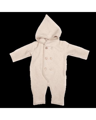 Baby Heldragt Cotton Fleece Camel