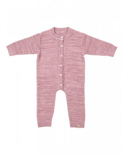 Babysuit Strik Rose