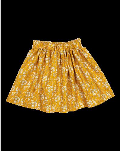 Ballerina skirt liberty capel mustard