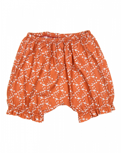 bloomie shorts hut terracotta