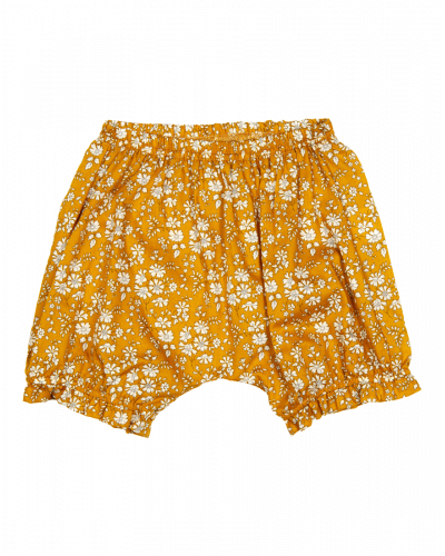 bloomie shorts liberty capel mustard