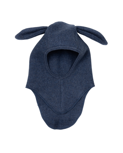 BUNBUN Elephanthue Fleece W/Rabbit Ears Navy