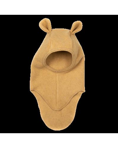 Elefanthue Teddy Fleece Ocre