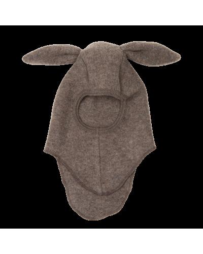 Elefanthue Wool Fleece Marmor Brown