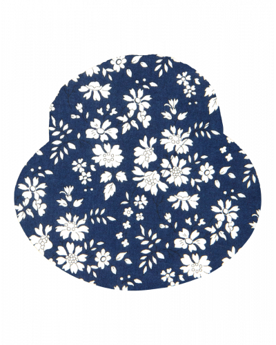 Festival hat liberty capel navy