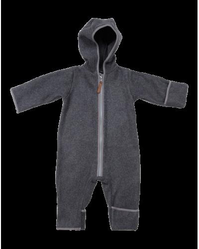 Huttelihut Fleece Heldragt Grey