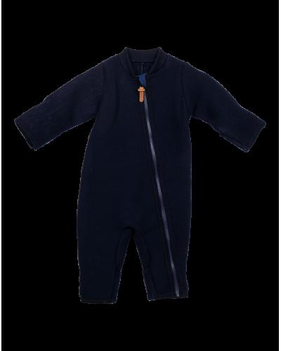 Huttelihut Baby Suit Plain Navy
