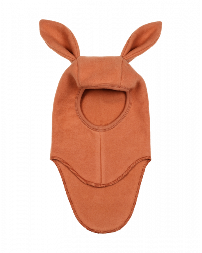 elefanthue Bunbun flecce terracotta