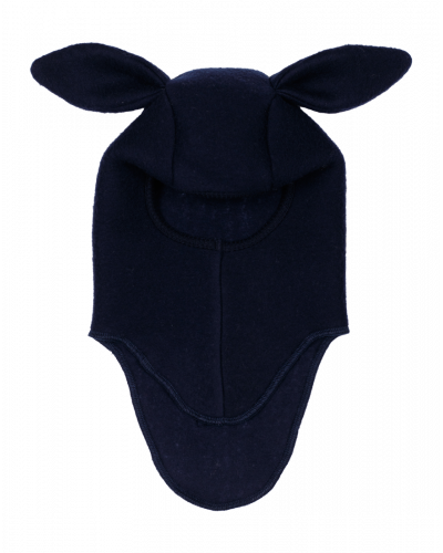 Huttelihut Elefanthue Fleece Rabbit Navy