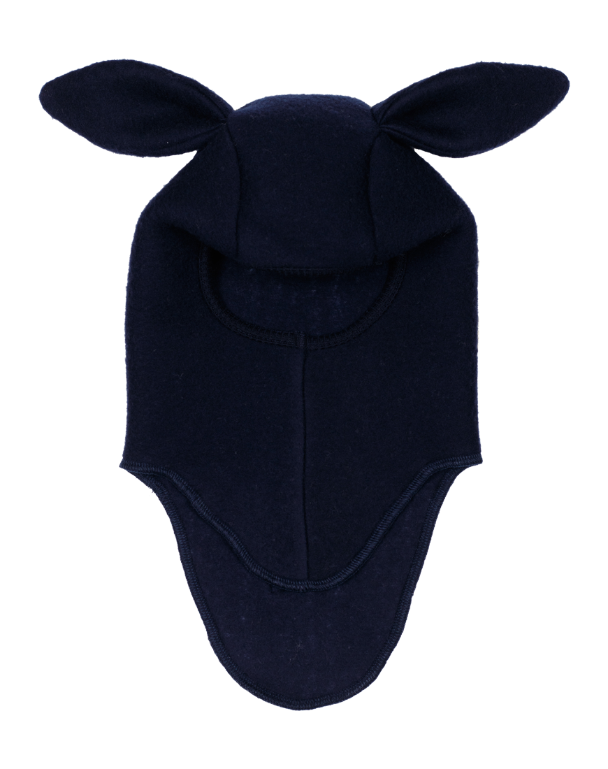 Elefanthue Fleece Rabbit Navy
