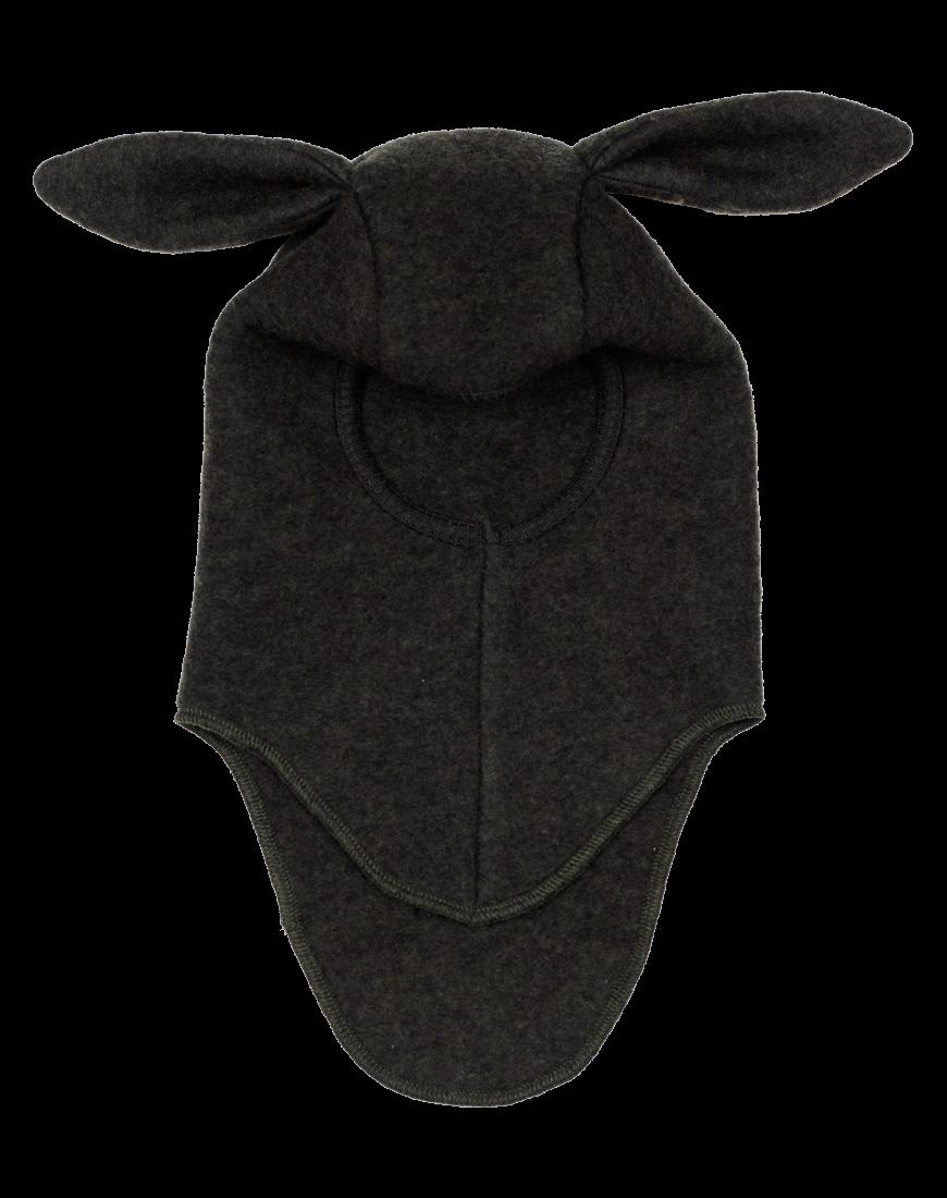 Huttelihut Elefanthue Fleece Rabbit Green