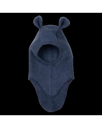 TEDDY Elephanthue Fleece W/Rabbit Ears Navy