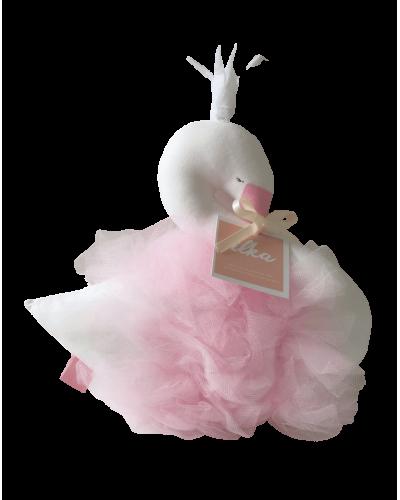 Mini Svanepude Pink