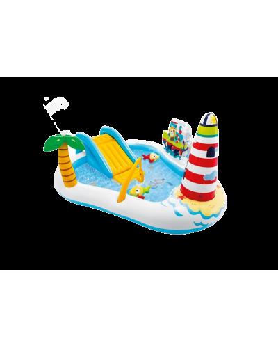 Fisk og leg bassin