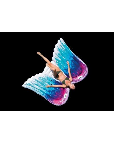 luftmadras vinger m. glimmer
