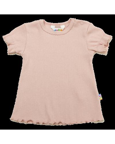 T-shirt A-formet Rosa