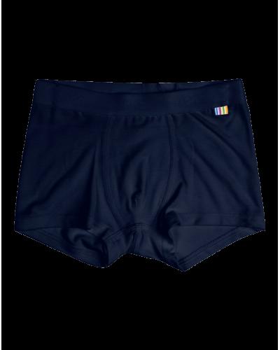 Boxershorts Bambus Navy