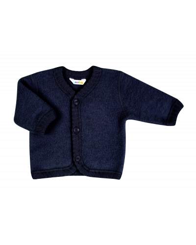 Uld Cardigan Navy