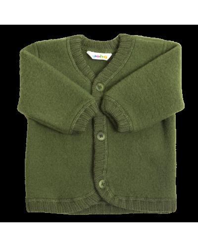 Cardigan grøn