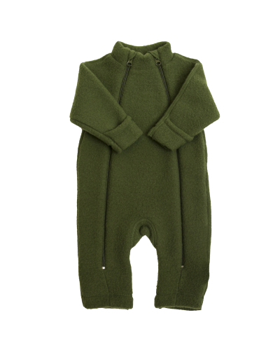 Jumpsuit 2 i 1 grøn