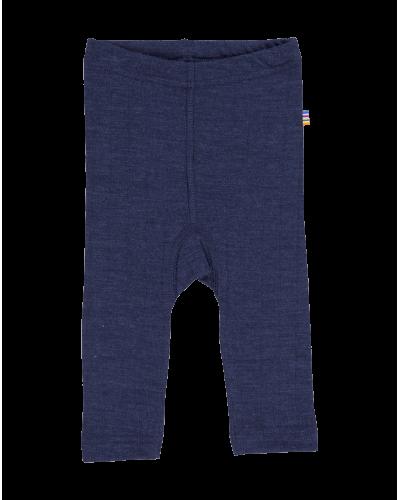 Joha Leggings Uld/Silke Navy