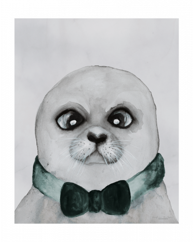 Josefine Karlsson Poster Le Seal