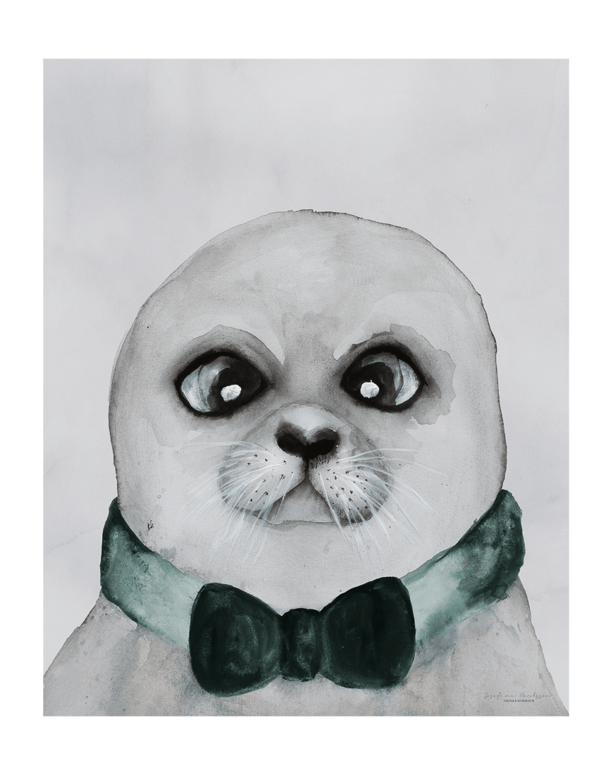 Poster Le Seal