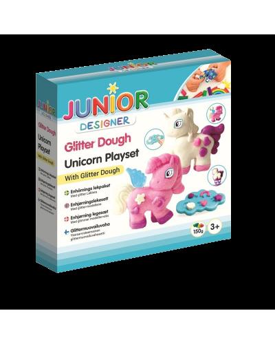 Glitter Dough Unicorn Playset