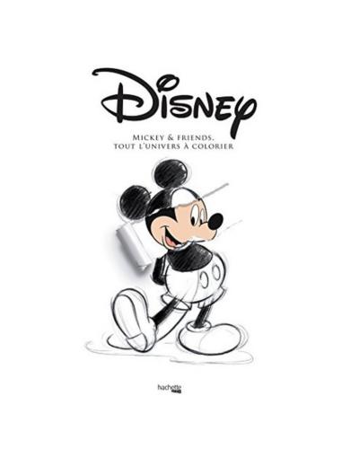 Disney Mickey og venner - Farvelæg hele universet