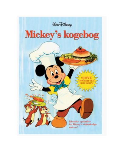Disney Mickey Mouse Kogebog