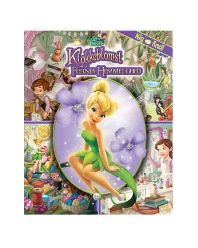 Disney Kig & Find Klokkeblomst
