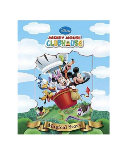 Disney Magiske historier - Mickey Mouse