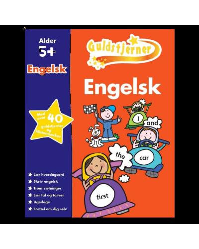 Guldstjerner - Engelsk (opgavehæfte)