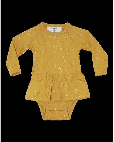 Knast by Krutter Kjole Body Yellow