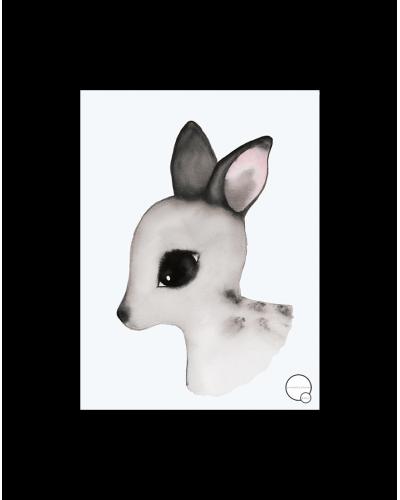Kreativitum Poster Deer