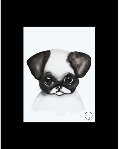Poster Pug
