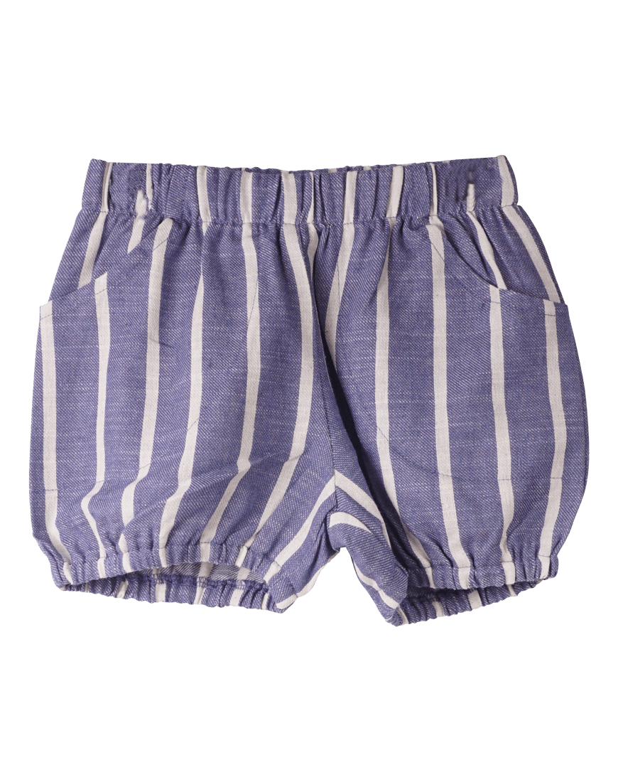 Krutter Carla Bloomers Blue Stripe