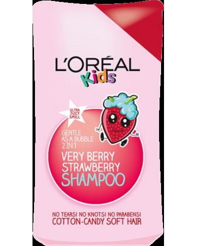 KIDS Very Berry Strawberry Shampoo