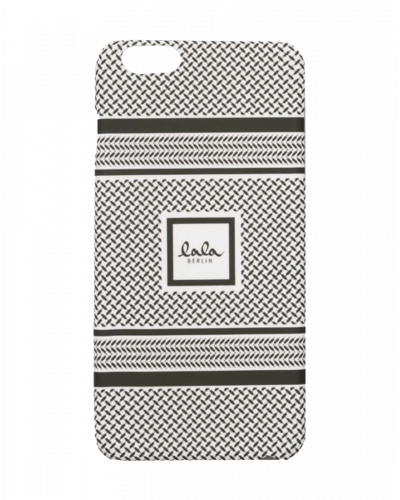 Lala Berlin, Iphone Cover Black/White