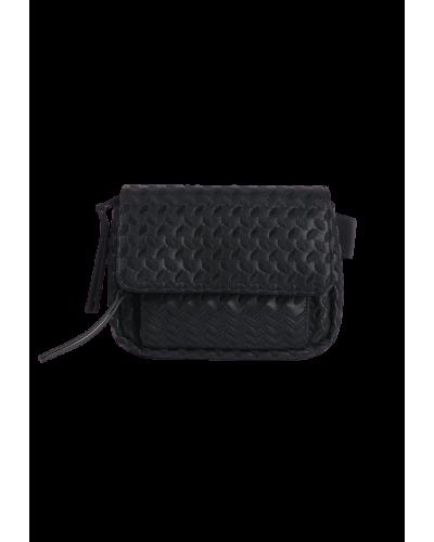 Belt Bag Alea Kufiya Embroidery Black