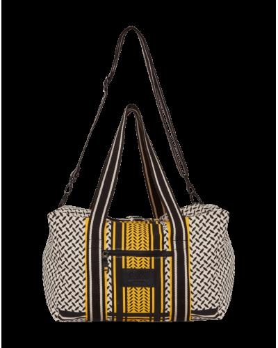 Big Bag Muriel Hvid/Mango