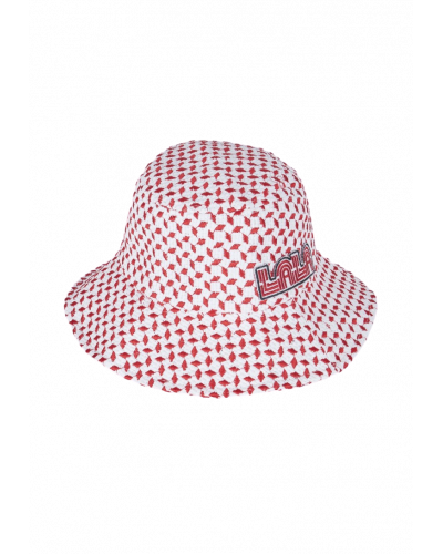 Sommerhat Amelie Kufiya Classic Embro Watermelon